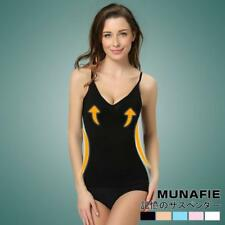 290cf17c7f0 Munafie Women Cami Body Shaper Genie Bra ShapeWear Tank Top Slimming Body AU