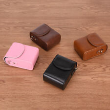 Vintage Leather Camera Case Bag For SONY RX100III RX100M3 、Fad