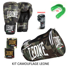 KIT LEONE CAMOUFLAGE GN060 / AC906 / AB705 / PD511