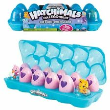** HATCHIMALS ** Colleggtibles 12 Pack Egg Carton - LIMITED PURPLE EDITION