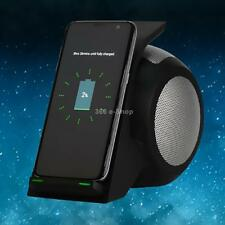 WN1 Bluetooth 4.0 NFC Altoparlant Senza Fili Dock Cariacatore per iPhone Android