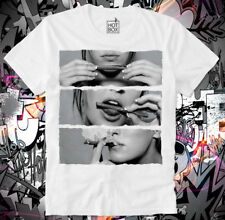 HOTBOX T SHIRT SEXY GIRL DOPE LIPS BLUNT JOINT GRAS WEED KIFFER STONER POT HEAD