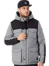 Chaqueta resistente al agua Element Hemlock Gris Heather