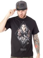 Camiseta Sullen Esther Negro