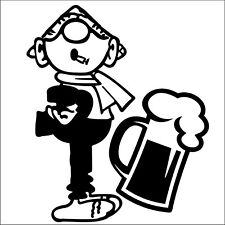 ST-A010 - Adesivo Sticker ANDY CAPP BEER