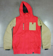 RIDE LAURELHURST JACKET KHAKI RED