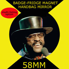 BILLY PAUL- SINGER OF ME E MRS jones-58 mm badge-fridge MAGNETE - SPECCHIO CD #4