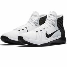 Nike Mens Prime Hype DF 2016 White/Anthracite/Black Trainers 844787-100