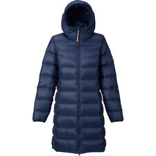 BURTON EVRGRN LONG HOODED DOWN JACKET MOOD INDIGO