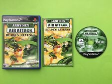 Army Men Air Attack Blade's Revenge Playstation 2 PS2 PAL + Free UK Delivery