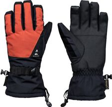 QUIKSILVER HILL GORETEX GLOVES KETCHUP RED