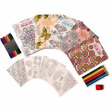 Buy 1 Get 1 50% OFF (Add 2 to Car) Leisure arts Color art Coloring Books