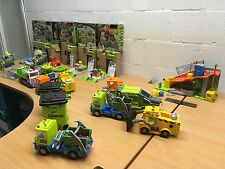 TRASH PACK SEWER DUMP VEHICLES WHEELS  BUNDLE COLLECTION YOU CHOOSE