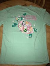 Southern Fried Cotton graphic tee Myrtle the Turtle BNWTs