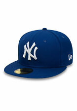 New Era 59fiftys CAPPELLO - NY Yankees - BIANCO-ROYAL