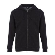 MEN'S ANIMAL SAFOU FULL ZIP HOODY IN BLACK WITH WHITE *ONLY £51.00*