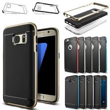 CASE COVER FOR SAMSUNG GALAXY S7 EDGE S8  LUXURY SHOCKPROOF PROTECTIVE HARD