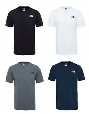 Mens The North Face Short Sleeve Black White Simple Dome * Tee T-Shirt S M L XL