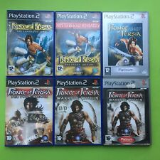 Prince of Persia Playstation 2 PS2 PAL Games Selection List