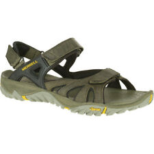 Merrell All Out Blaze Sieve Convertible Mens Footwear Sandals - Olive All Sizes