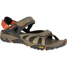 Merrell All Out Blaze Sieve Convertible Mens Footwear Sandals - Light Brown