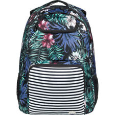 Roxy Shadow Swell Womens Rucksack - Anthracite Swim Belharra Flower One Size