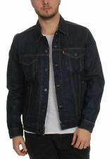 Levis Uomo Giacca in jeans THE Camionista Giacca 72334-0147 Conifer camionista