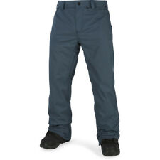 Volcom Freakin Snow Chino Mens Pants Snowboard - Vintage Navy All Sizes