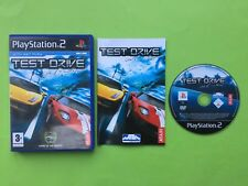 Test Drive Unlimited Playstation 2 PS2 PAL Game + Free UK Delivery