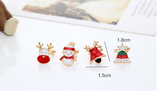 Single Christmas Gift Ear Clip Cuff Wrap No piercing-Clip On Earring (not 1pair)