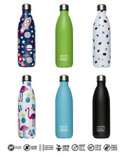 360 DEGREES SODA BOTTLE STAINLESS STEEL VACUUM INSULATED FLASK CANTEEN