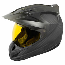 ICON VARIANT GHOST CARBONO MOTO ENDURO CASCO AVENTURA