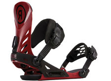 RIDE EX BINDINGS CRIMSON