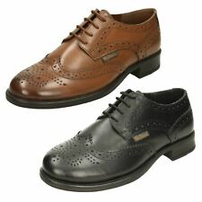 Mens Simpson Leather Lace Up Brogue Shoe By Ben Sherman £49.99