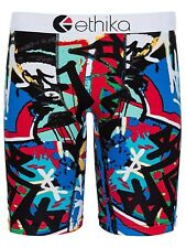 Calzoncillos boxer Ethika Wall Talk Assorted