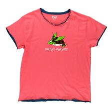 LazyOne Womens Turtley Awesome PJ T Shirt