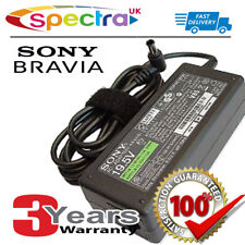 Original Genuine Power Supply AC Adapter Cable Lead for Sony Bravia LED LCD TV