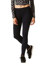 Adidas Leggings donne LINEAR LEGGINGS AJ8081 Nero