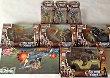 Soldier Force series Military vehicles and soldiers