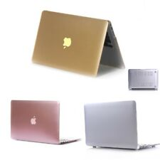 """11"""" 13"""" 15"""" Inch Metalic Hard Shell Case Cover Skin for Apple MacBook Air Pro"""