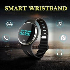 Bluetooth 4.0 Pulsera Inteligente Smart Reloj Actividad Impermeable Fitness