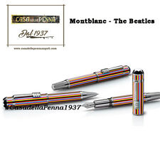 penna MONTBLANC The Beatles Special and Limited Edition