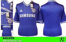 *13 / 14 - ADIDAS ; CHELSEA HOME SHIRT SS / = SIZE*