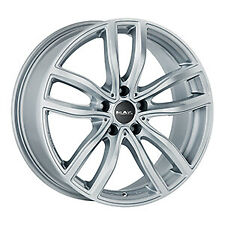 "CERCHI IN LEGA MAK BMW Serie 6 Grand Coupe Staggered 6C FAHR SILVER 20"" 8J 5X120"