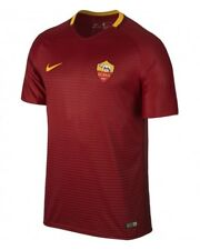 Maillot De Foot Match Course Nike AS Roma Home Jersey 2016/17 Authentique