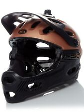 Casco Convertible MTB Bell 2018 Super 3R MIPS Matt-Gloss Copper-negro