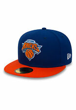 New Era 59fiftys CAPPELLO - NEW YORK KNICKS - BLUE-ORANGE