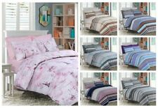 Printed Duvet Cover with Pillow Case Bedding Set All Sizes with New Fresh design