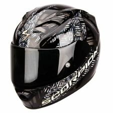CASCO INTEGRALE MOTO SCORPION EXO 1200 AIR RUST FIBRA VETRO SISTEMA AIRFIT large