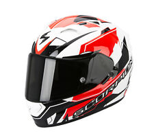 CASCO INTEGRALE MOTO SCORPION EXO 1200 AIR SHARP FIBRA VETRO SISTEMA AIRFIT XL